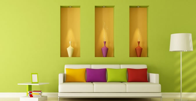 Interior Design Painting in Santa Rosa