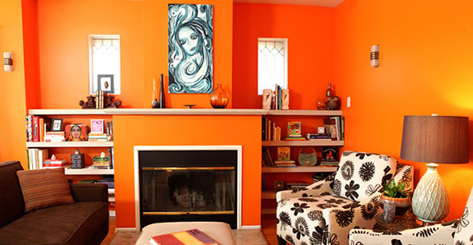 Interior Painting Services in Santa Rosa
